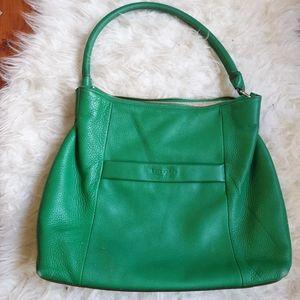 Kate spade new york kelly green shoulder bag